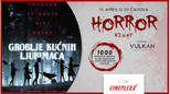 Horror night u Cineplexx bioskopima