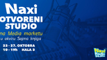 Naxi radio na Media marketu