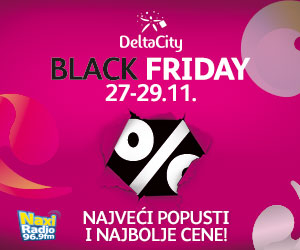Delta city - Black friday