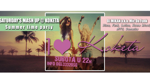 Summertime party u Koketi