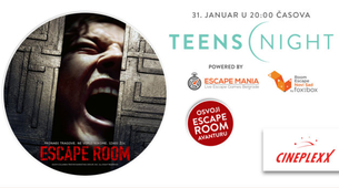 Escape room u bioskopima Cineplexx