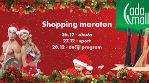 Ada Mall Shopping maraton