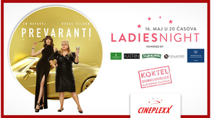 Ladies night uz En Hatavej i Rebel Vilson