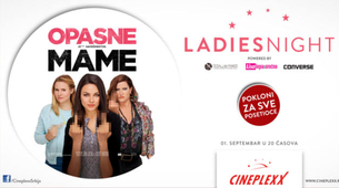 Ladies night uz Opasne mame