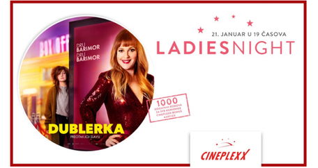 Ladies Night u Cineplexx bioskopima