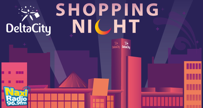 Shopping night Delta City